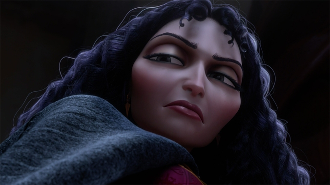 Mother-Gothel-Scowling-in-Tangled